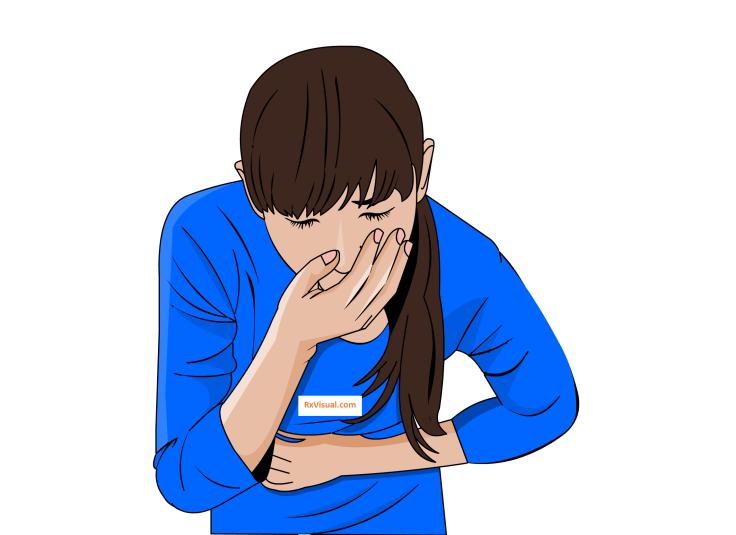 Übelkeit-Schwangerschaftshormon-anzeichen-ekel